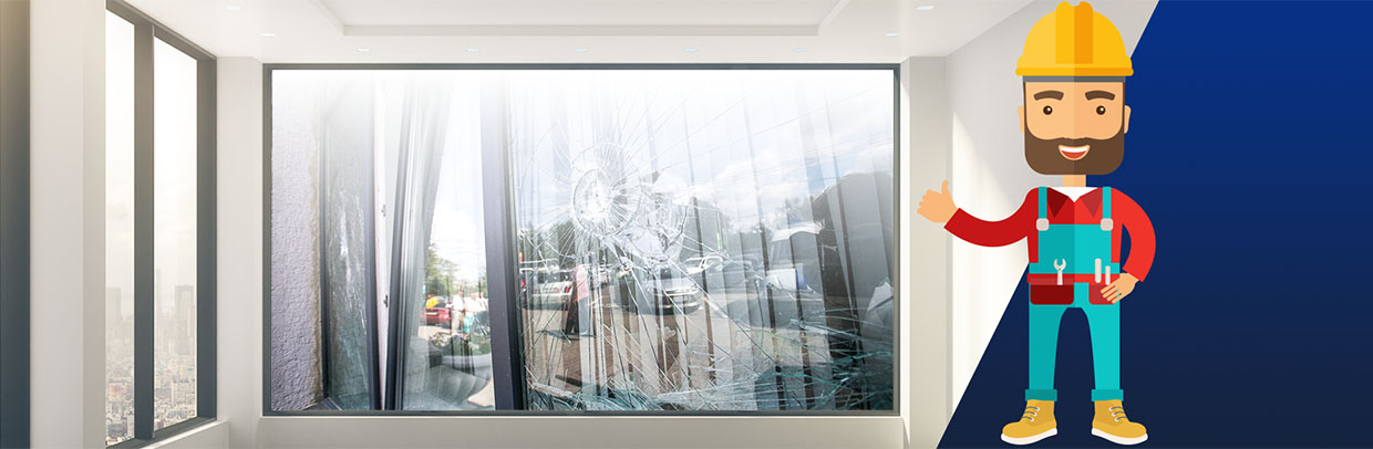 Glass Repairs & Replacement Glass from DGR Bristol